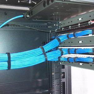 Australian Christian College Data network Data Cabling Fibre Network Optical Fibre Communication Rack