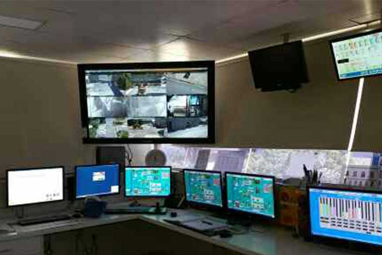 CCTV Security Services Intruder Detection Camera