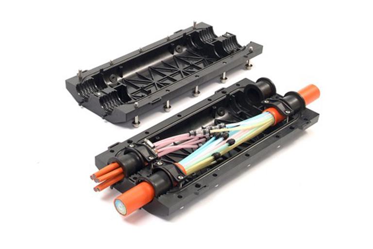 Emtelle blown fibre equipment