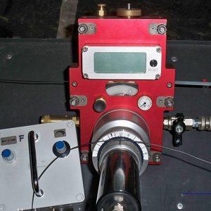Sirocco blown fibre equipment